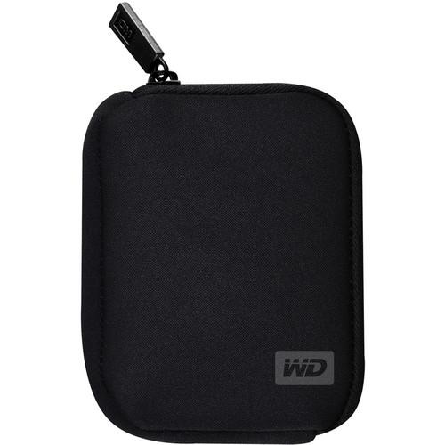 WD Neoprene Carrying Case for My Passport WDBABK0000NBK-WRSN