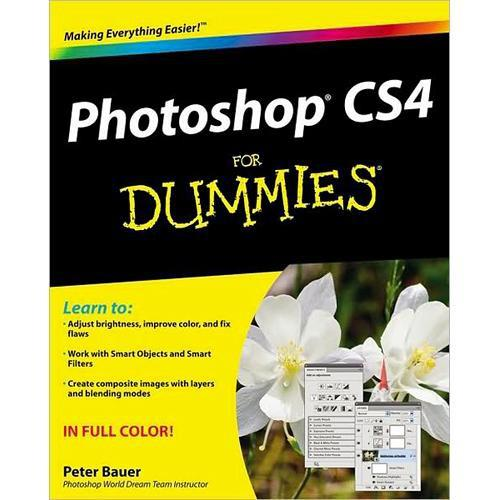 Wiley Publications Book: Photoshop CS4 978-0-470-32725-8