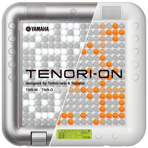 Yamaha TENORI-ON - Digital Musical Instrument (Orange LED) TNRO