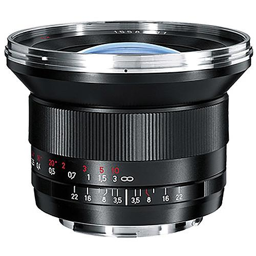 Zeiss Distagon T* 18mm f/3.5 ZE Wide Angle Lens Canon 1762-827