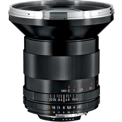 Zeiss Distagon T* 21mm F/2.8 ZF.2 Lens for Nikon 1767-823