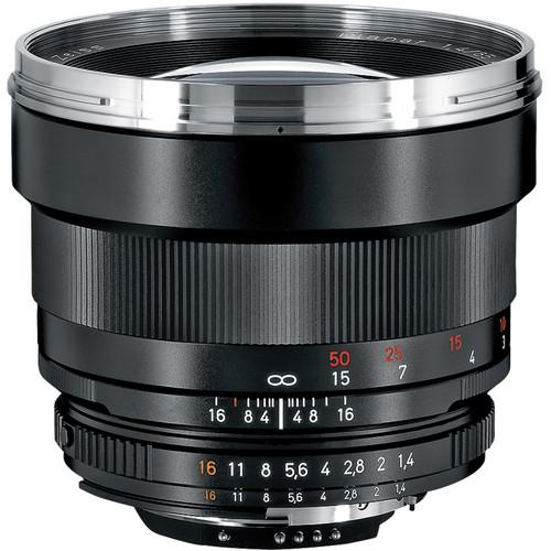 Zeiss Planar T* 85mm f/1.4 ZF.2 Lens for Nikon F-Mount 1767-826